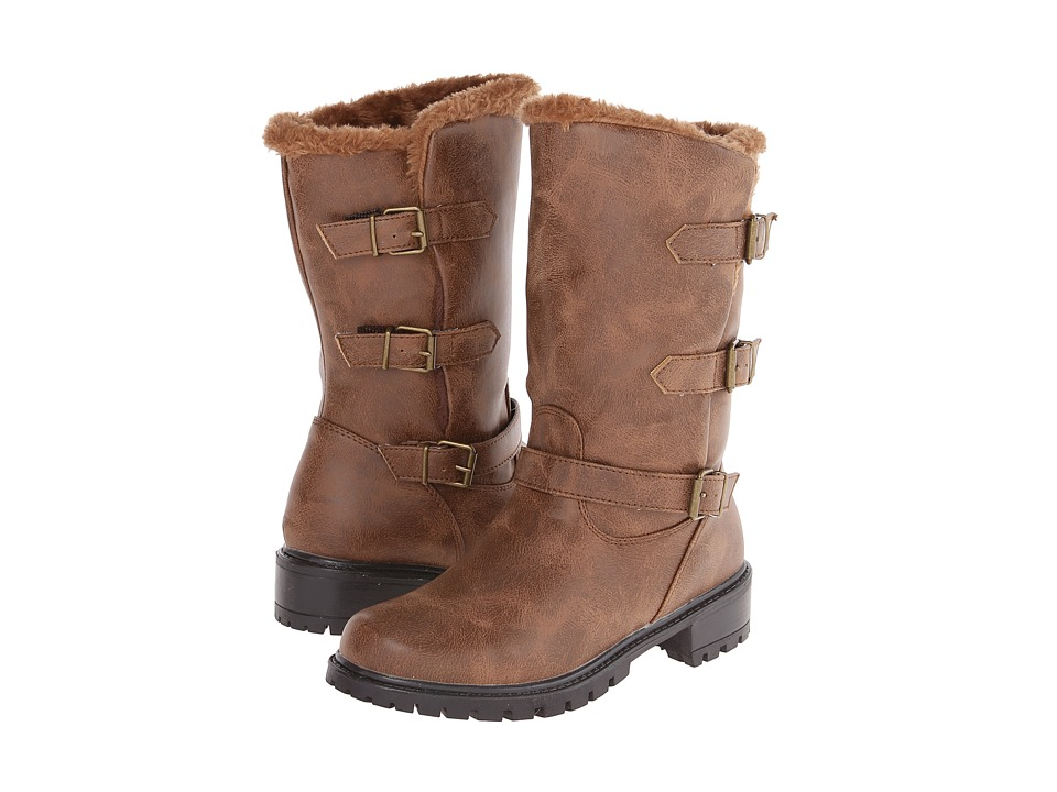 Maine Woods - Milly (Brown) Women's Cold Weather Boots