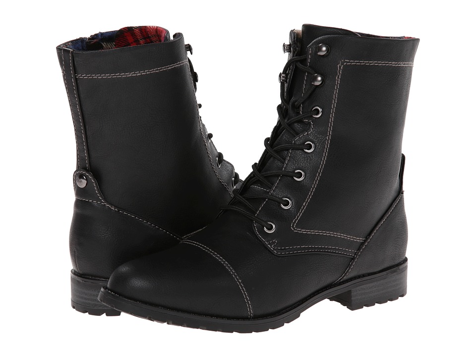 Maine Woods - Mallory (Black) Women's Cold Weather Boots