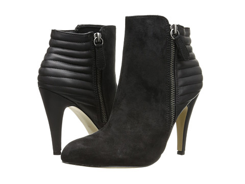 MIA - Alice (Black Nova Suede) Women's Shoes