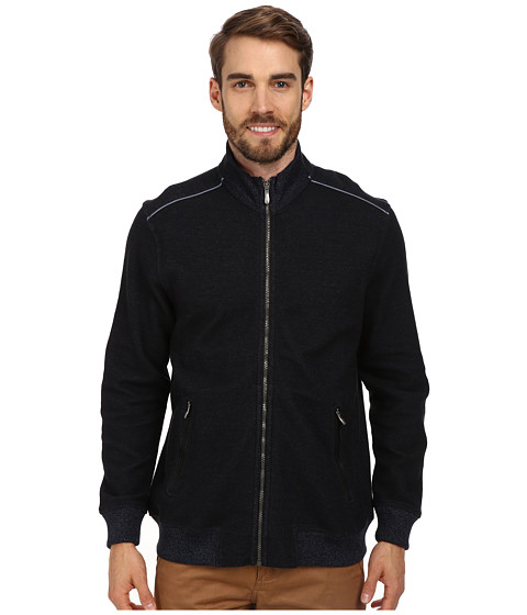 Tommy Bahama - New Scrimshaw Full Zip (Night Cap) Men's Coat