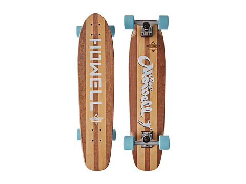 Dusters - Russ Howell (Natural/Brown) Skateboards Sports Equipment