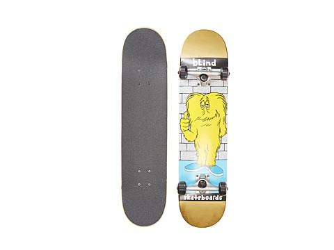 Blind - Looney Monster Complete (Gold) Skateboards Sports Equipment