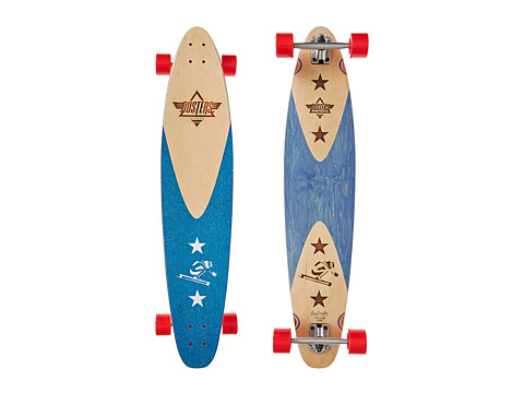 Dusters - Guy Grundy (Natural/Blue) Skateboards Sports Equipment