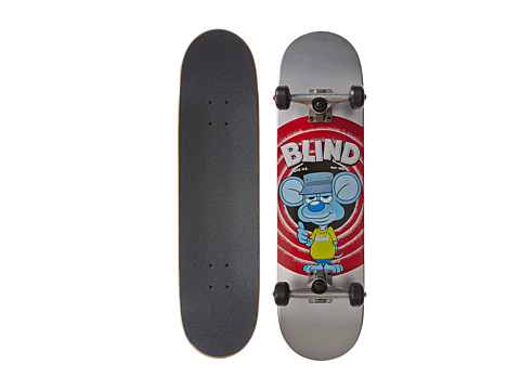 Blind - Looney Mouse Complete (Silver) Skateboards Sports Equipment