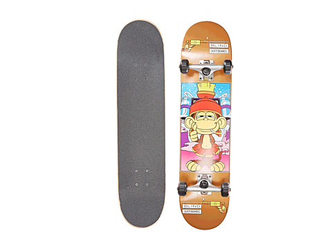 Blind - Looney Monkey Complete (Bronze) Skateboards Sports Equipment