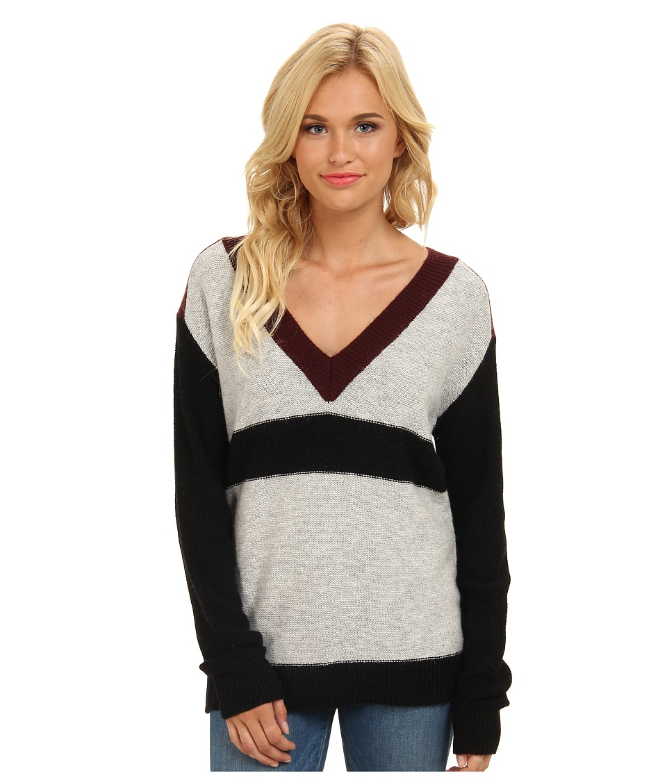 Townsen - Royal L/S Sweater (Black) Women