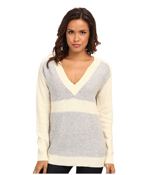 Townsen - Royal L/S Sweater (Cream) Women's Sweater