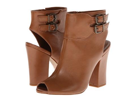 Jessica Simpson - Mateo (Burnt Umber Juba Pu) Women's Zip Boots