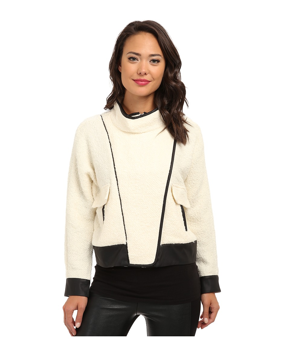 Townsen - Bliss Jacket (White) Women's Jacket