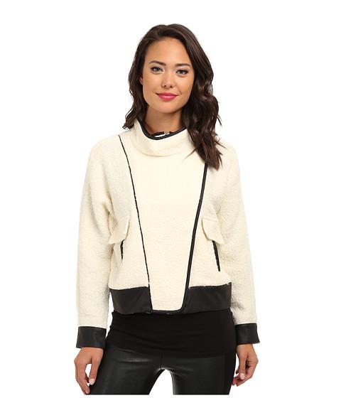 Townsen - Bliss Jacket (White) Women's Jacket