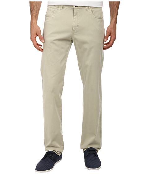 Tommy Bahama - Venice Vintage Five-Pocket Pant (Khaki Sands) Men
