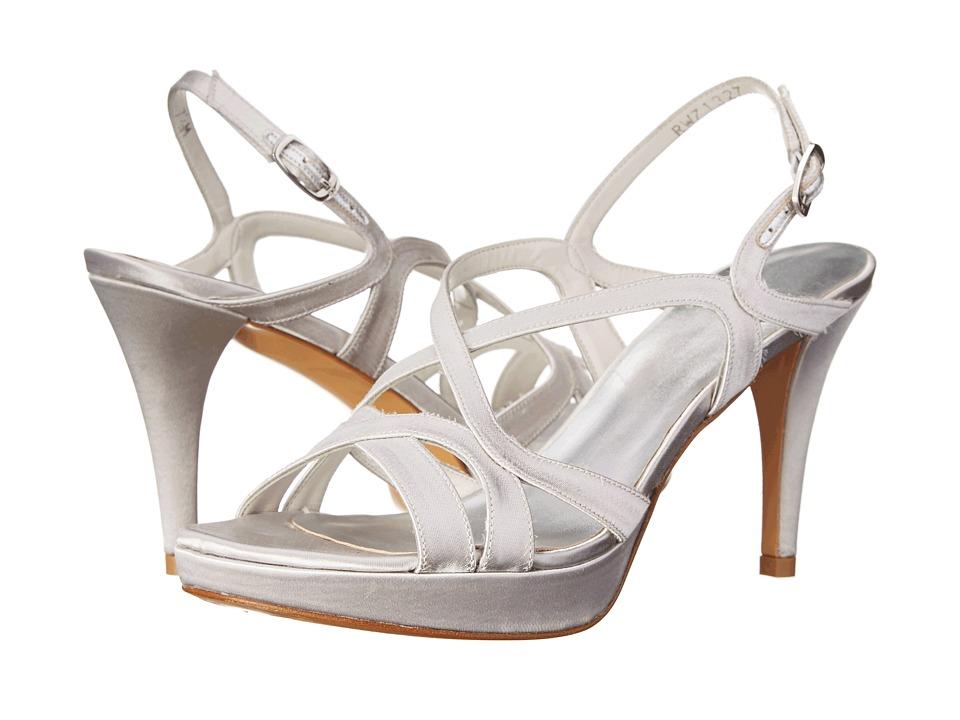 Stuart Weitzman Bridal & Evening Collection - Axis (Moonglow Satin) High Heels