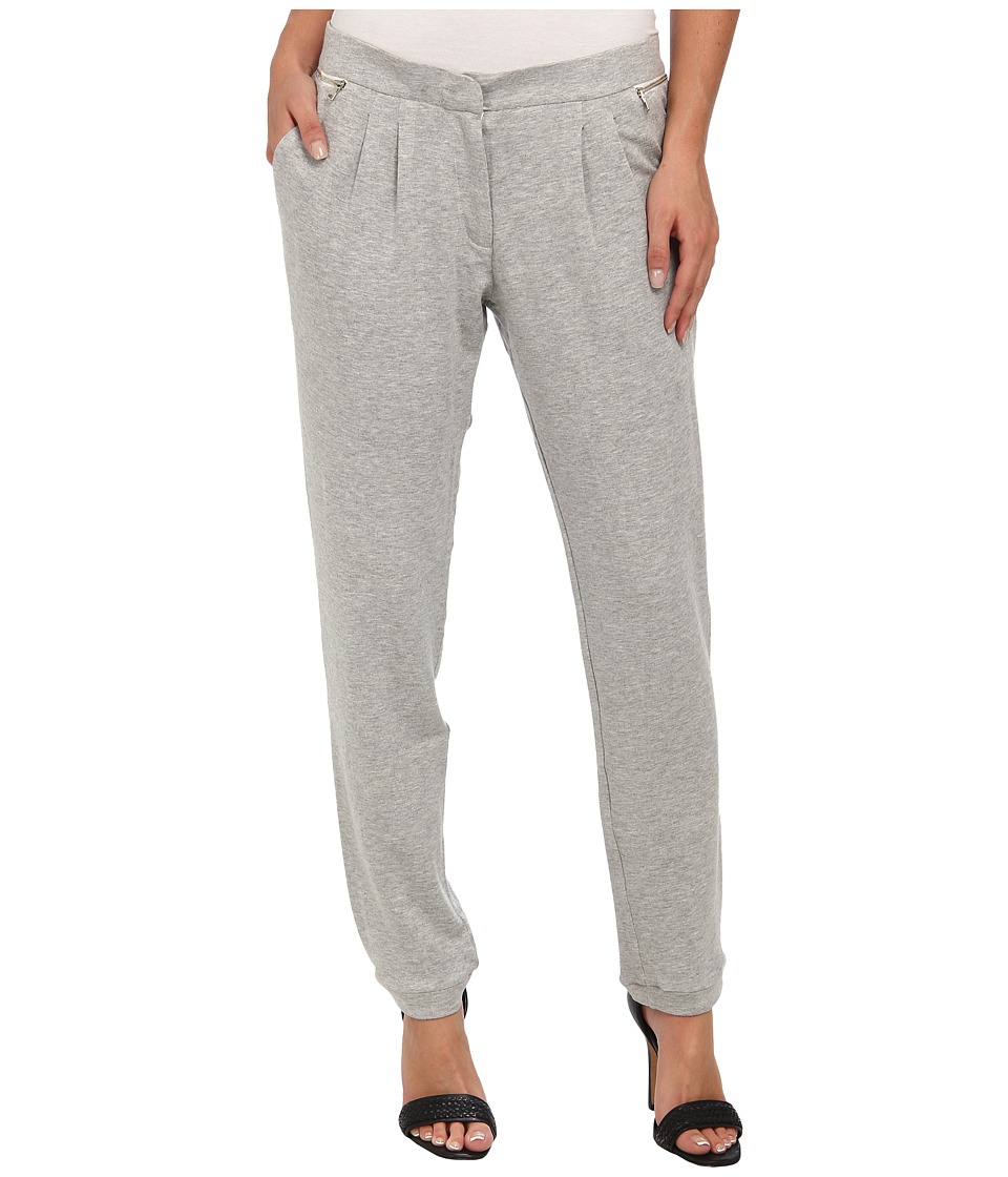 Townsen - Stevie Pants (Light Heather Grey) Women's Casual Pants