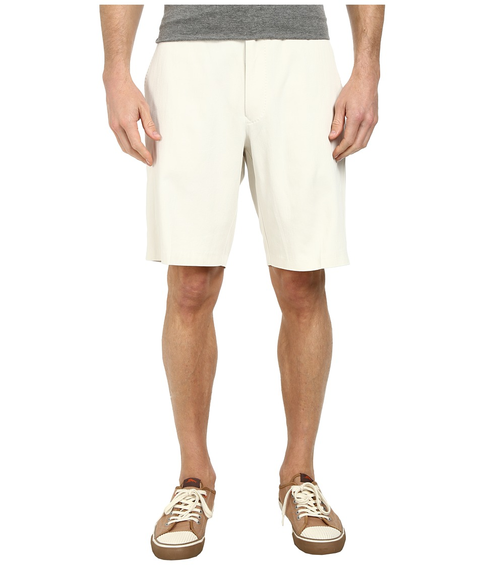 Tommy Bahama - Coastal Twill Flat Front Short (Spray) Men's Shorts