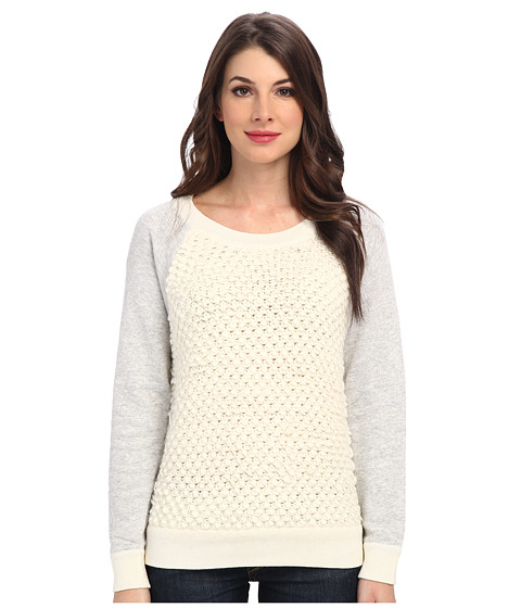 Townsen - Cinder L/S Sweater (Cream) Women
