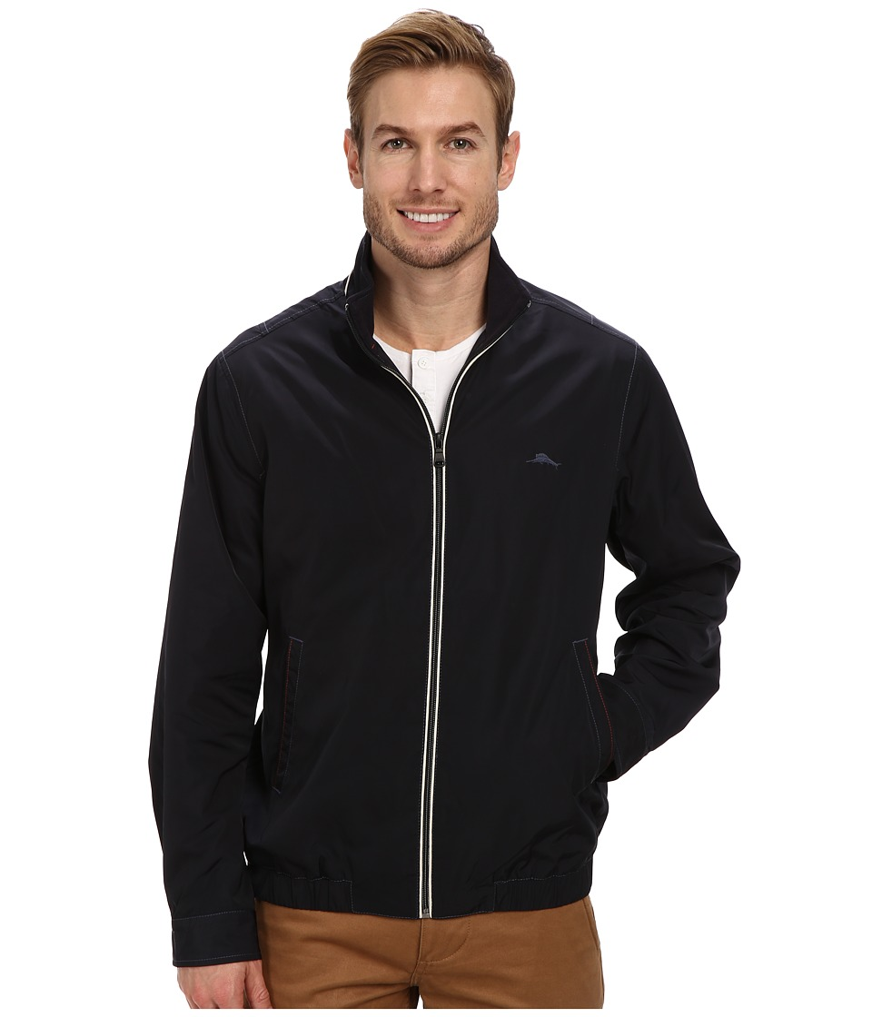 Tommy Bahama - Lake Union Jacket (Deep Blue) Men