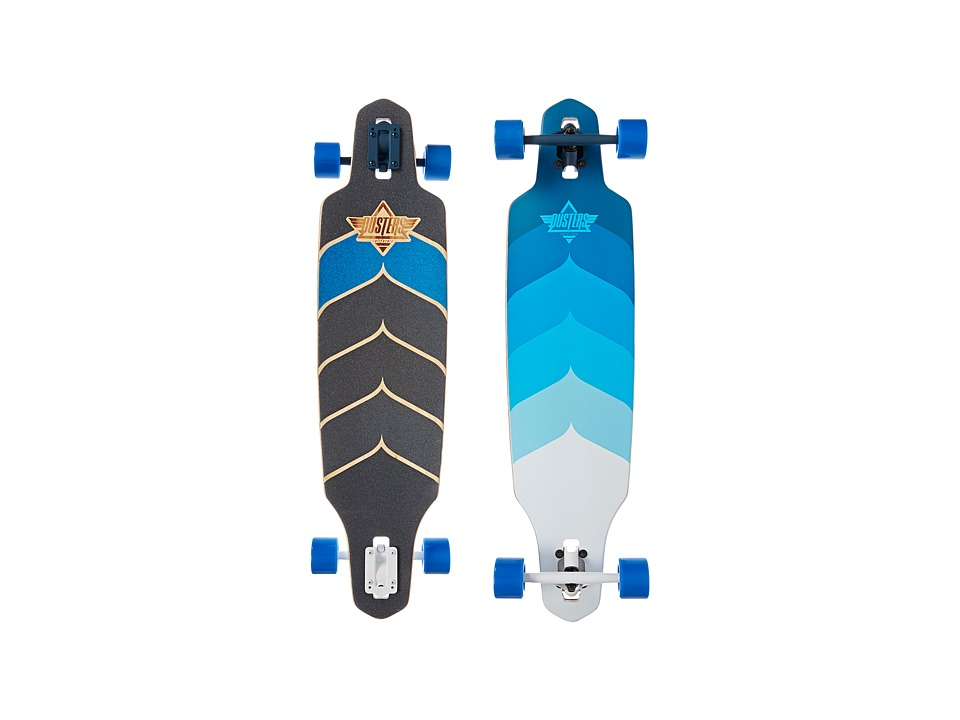 Dusters - Wake (Kryptonics Blue) Skateboards Sports Equipment