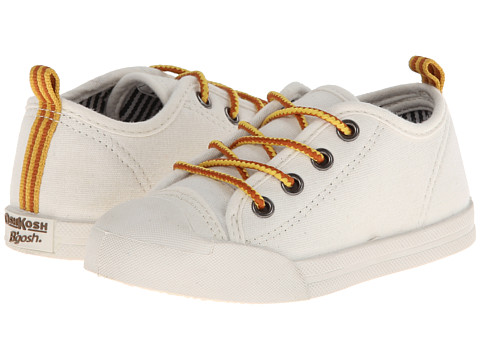 OshKosh - Westley (Toddler/Little Kid) (Cream) Boys Shoes