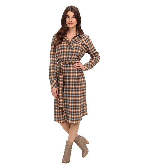 Pendleton - Santiam Shirt Dress (Ombre) Women