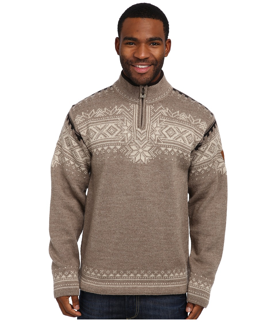 Dale of Norway - Dale 125th Anniversary (P-Mountainstone/Sand/Lava Mel) Men's Sweater