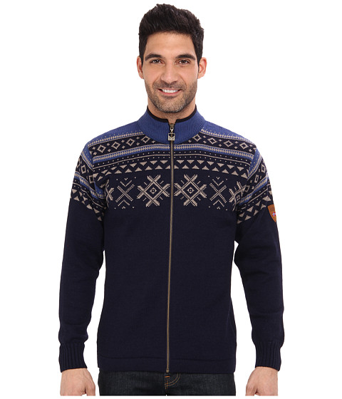 Dale of Norway - Dovre Jacket (H-Navy/Mountainstone/Indigo) Men