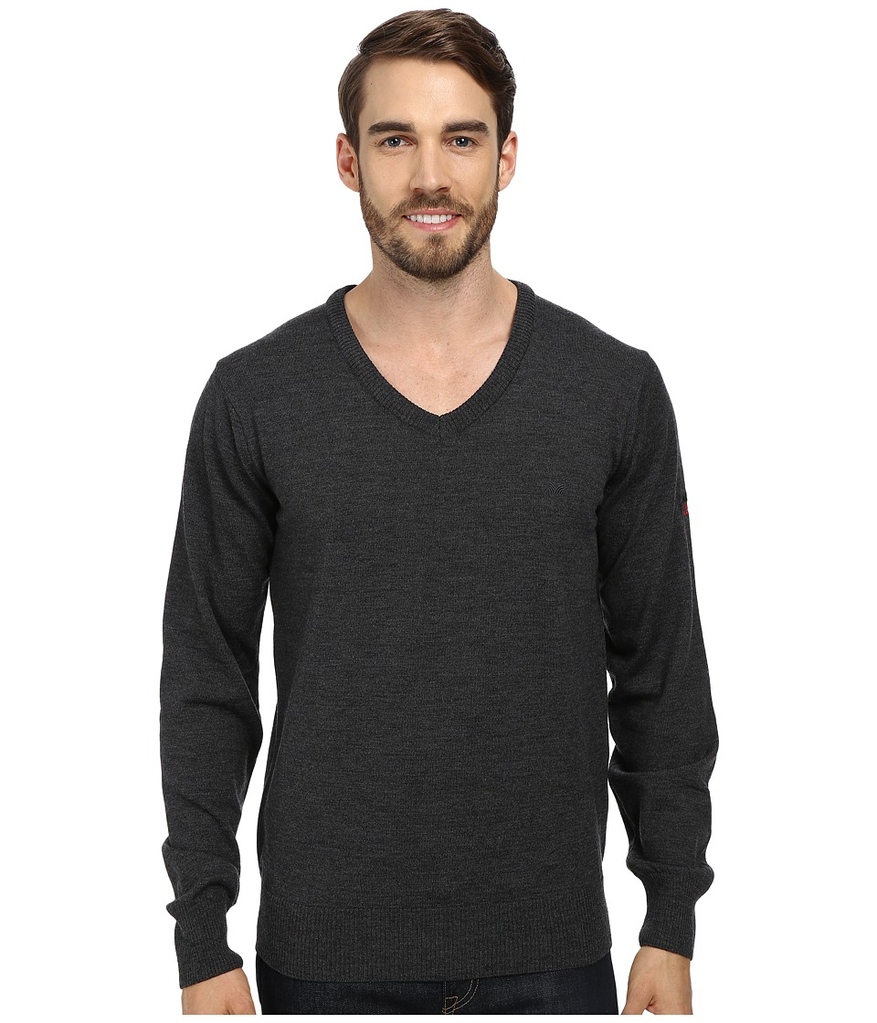 Dale of Norway - Harald (E-Charcoal Mel) Men's Sweater