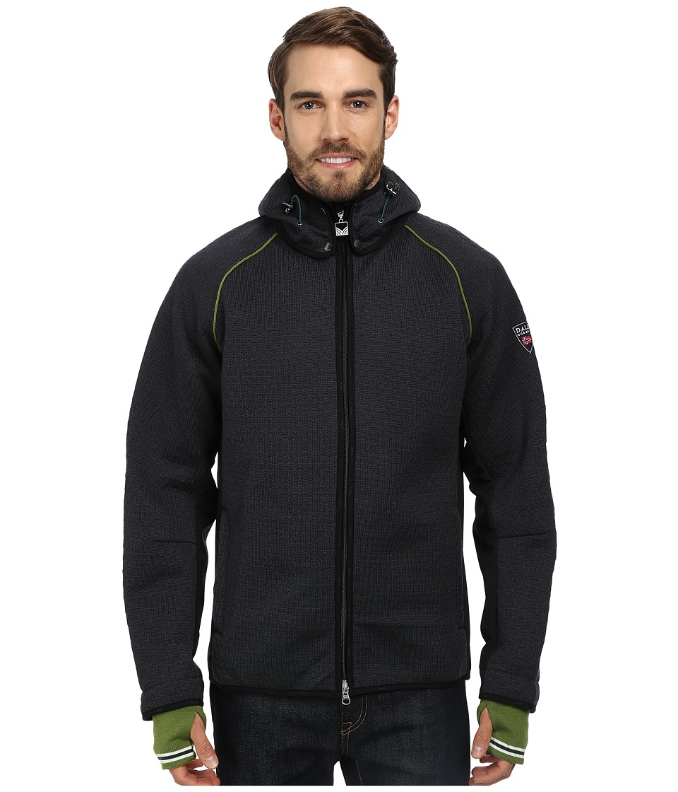 Dale of Norway - Norefjell Masculine Jacket (E-Dark Grey/Olive/Off White) Men