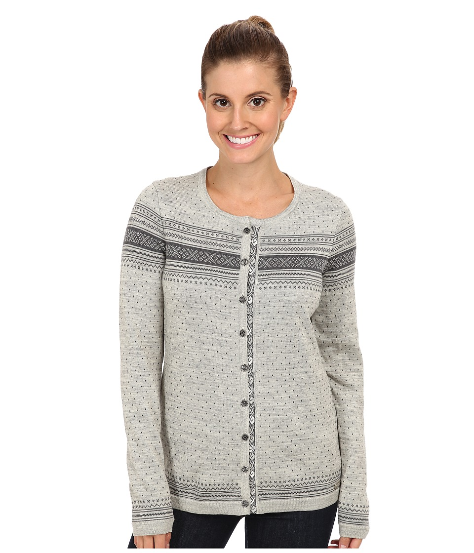 Dale of Norway - Hedda (Light Charcoal/Off White/Schiefer Vig) Women's Sweater