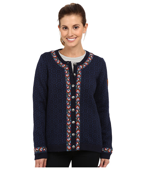 Dale of Norway - Stina (Navy/Atlantic Mel) Women's Sweater