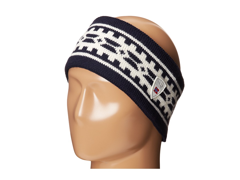 Dale of Norway - Alpina Headband (Navy/Cream) Headband