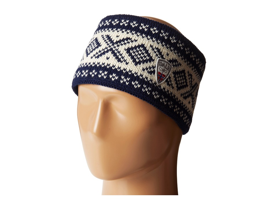 Dale of Norway - Cortina 1956 Headband (Navy/Off White) Headband