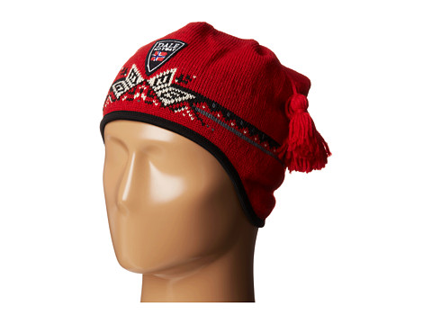 f00caa2b73b EAN 7054880348090 product image for Dale of Norway Weatherproof Hat  (Raspberry Black Steel
