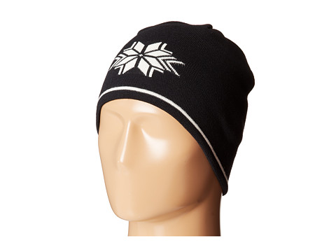 Dale of Norway - Geilo Hat (Black/Off White) Beanies