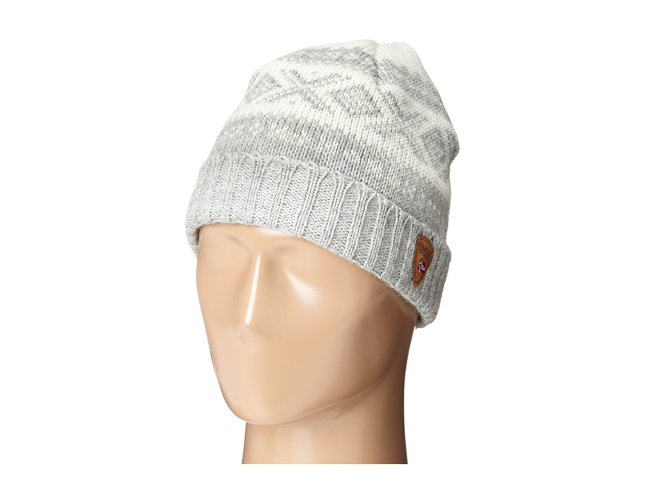 Dale of Norway - Cortina 1956 Hat (Off White/Light Charcoal) Knit Hats