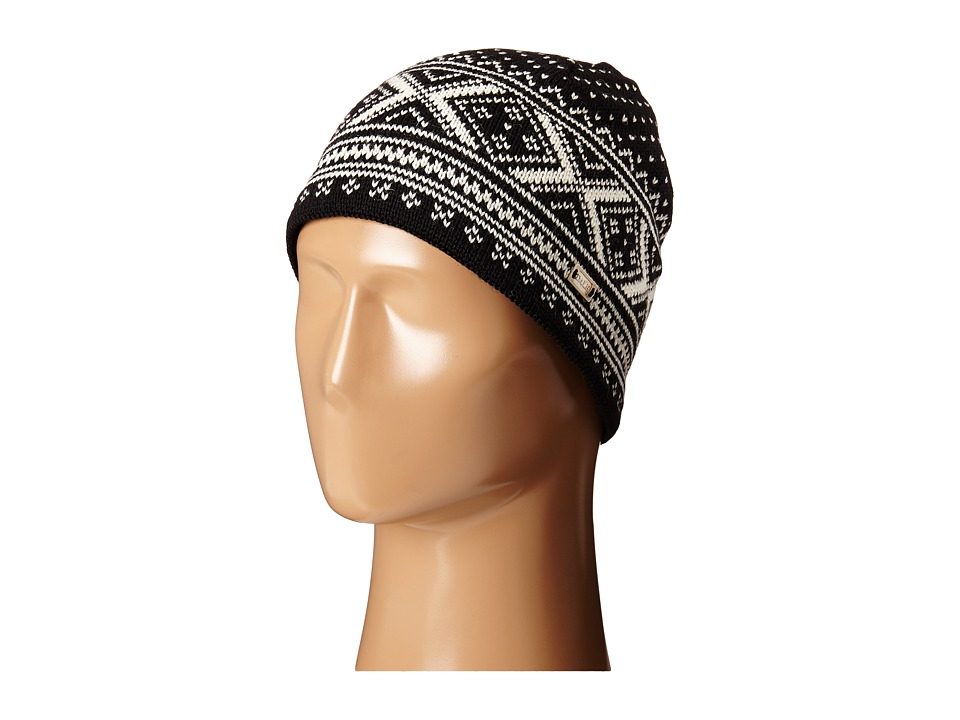 Dale of Norway - Vintage Hat (Black/Off White) Knit Hats