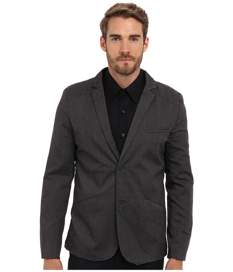 Sovereign Code - Lucas Jacket (Charcoal) Men's Jacket