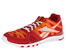Reebok - Realflex Transition 3.0 (Excellent Red/Slam Orange/Nacho/White)