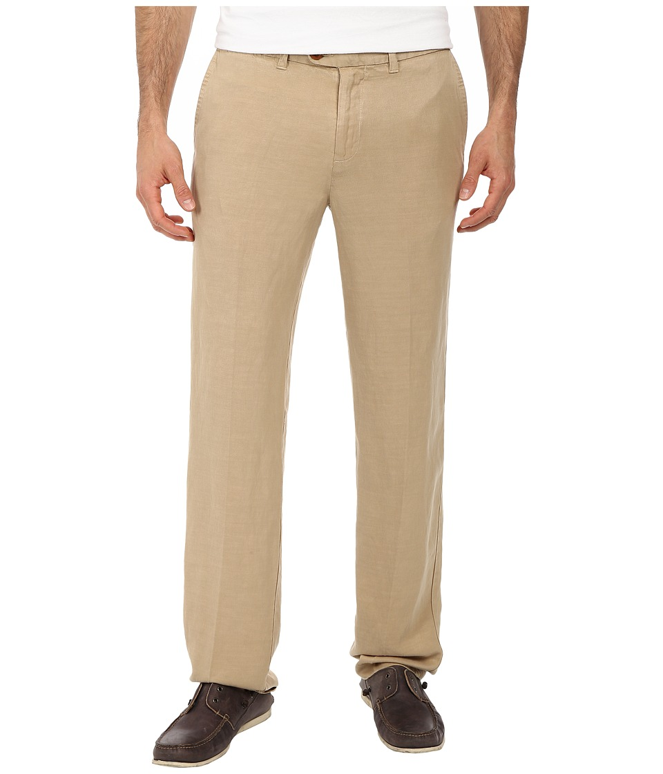 Tommy Bahama - La Jolla Linen Pant (Chino) Men's Casual Pants