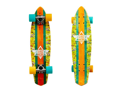 Dusters - Ace High Cruiser Complete (Shaka) Skateboards Sports Equipment