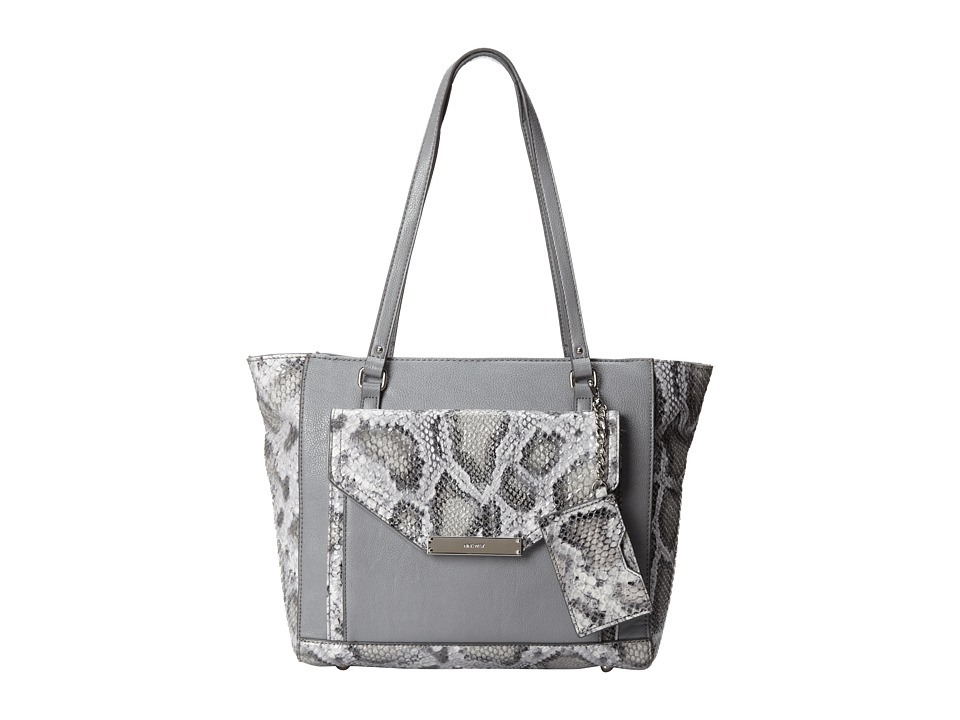 Nine West - Ava Tote (Grey Multi) Tote Handbags