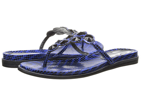 Kenneth Cole Reaction - Net Keeper (Cobalt/Cobalt/Academy) Women's Sandals