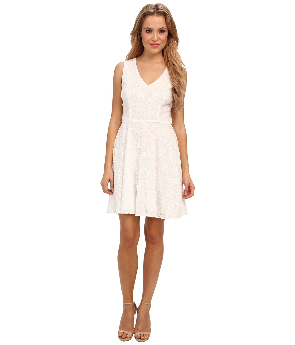 BB Dakota - Millard Dress (Ivory) Women's Dress
