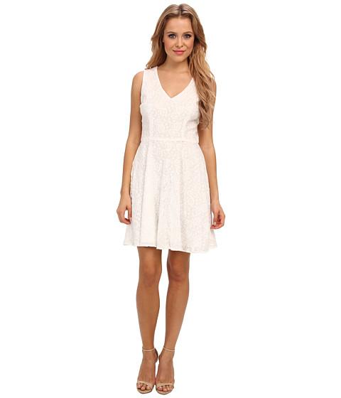 BB Dakota - Millard Dress (Ivory) Women's Dress