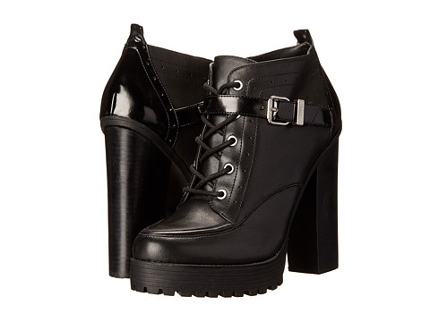 Circus by Sam Edelman - Whitely (Black) Women's Lace-up Boots