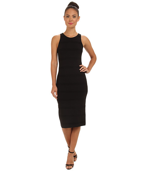 BB Dakota - Kaeding Dress (Black) Women's Dress