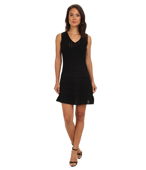 BB Dakota - Otis Dress (Black) Women