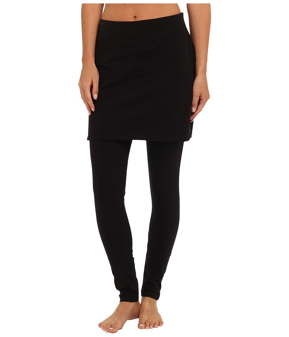 Jones New York - Skirted Legging (Black) Women's Casual Pants