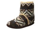 MUK LUKS Sherpa Boot (Geo Tribal - Java)