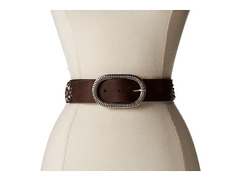 Leatherock - 1133 (Dark Brown) Women's Belts