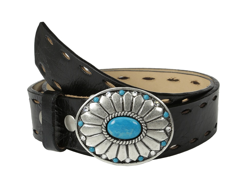 Leatherock - 1141 (Dakota Black) Women's Belts
